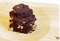 巧克力布朗尼的做法