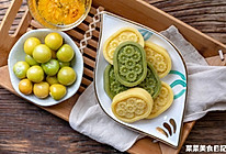 绿豆糕|松软细腻的做法