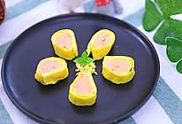 鲜虾蛋卷  宝宝辅食食谱的做法