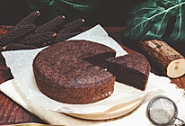 红糖黑米糕的做法
