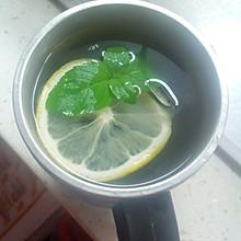 自制薄荷柠檬水#新鲜关系#