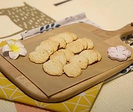 芝麻薄脆饼干的做法