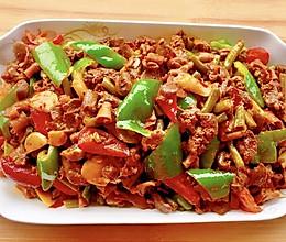 【创意小厨娘】酸辣鸡杂——酸辣爽脆又开胃,搭配米饭巴适得很!的做法