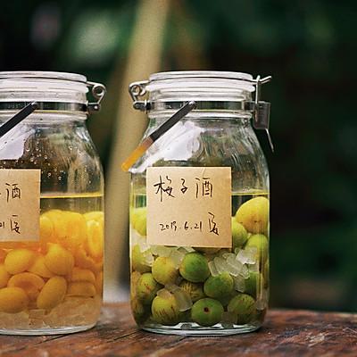 日食记 | 青梅酒×青梅酱