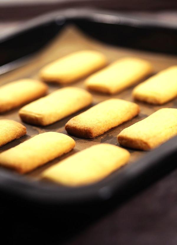 油酥饼干--四种原料创造无比酥松&长帝3.5版电烤箱特约食谱