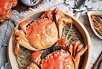 金秋里的美味之最——清蒸大闸蟹的做法