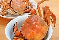 #秋天怎么吃#清蒸螃蟹的做法