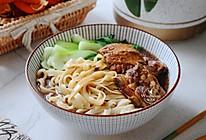 #元宵节美食大赏# 【红烧排骨面】的做法