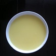 豆浆机做的香浓玉米汁