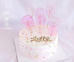 艾素棒棒糖蛋糕的做法