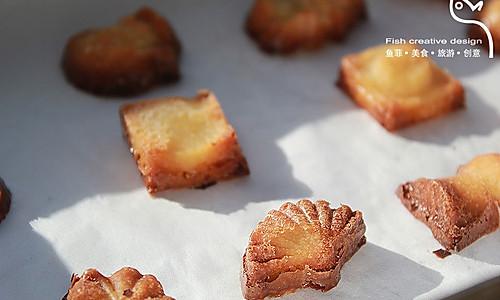 法国波尔多的甜心美点——卡娜蕾的做法