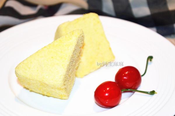 自制小米糕