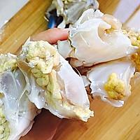 香辣酱炒螃蟹(超详细步骤)的做法图解6