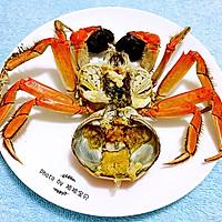 清蒸河蟹#宴客拿手菜#的做法图解10