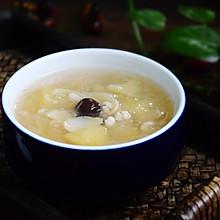 #秋天怎么吃#红枣百合银耳汤