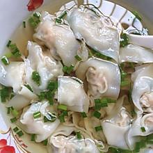 瘦肉虾仁馄饨
