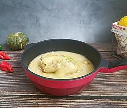 鲜美无比的云丝鸡汤#全电厨王料理挑战赛热力开战!#的做法