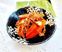 #夏日消暑,非它莫属#韩式圆菜泡菜的做法