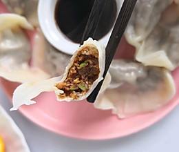 #我们约饭吧#香菇鲜肉饺子的做法