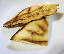 鲜虾口袋三明治的做法