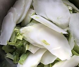 清炒棒菜的做法