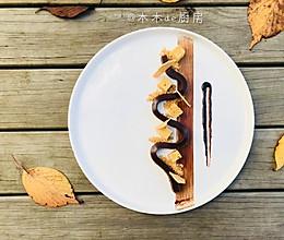 可弯曲的巧克力甘纳许Chocolate Ganache的做法