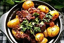 #硬核菜谱制作人#土豆烧牛肉的做法