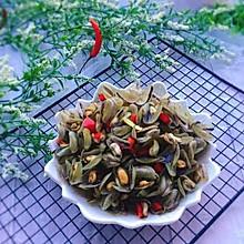 #精品菜谱挑战赛#家乡的味道+爆炒鲜美海瓜子