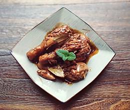 【红烧攻略】万能红烧配料→_→红烧鸡腿举,例保姆级小白菜谱的做法