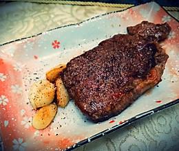 煎牛排|美食可以更简单!的做法