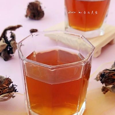 清热利湿饮品——木棉花糖水