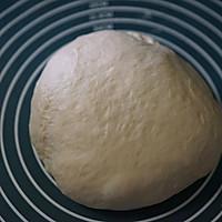 培根肉松手撕面包#有颜值的实力派#的做法图解6