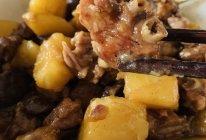 〈家常菜〉土豆焖鸭的做法