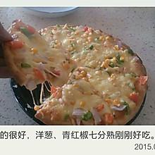 自制披萨饼