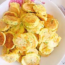 土豆鸡蛋小煎饼
