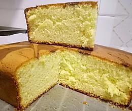 海绵蛋糕10寸的做法