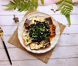 #肉食者联盟#豆豉蒸腊鱼的做法