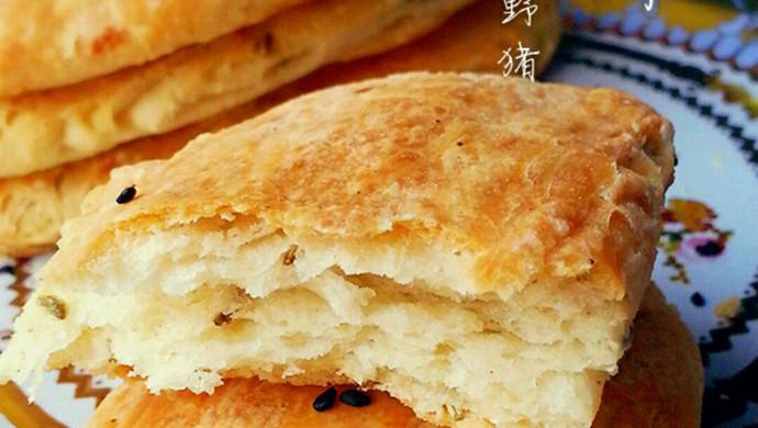 北方人怎能不爱——油酥烧饼