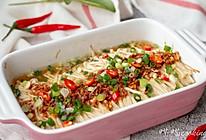 #父亲节,给老爸做道菜#蒜香烤金针菇的做法
