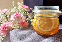 蜂蜜柠檬的做法