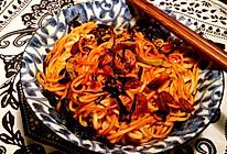 葱油拌面(小M的拿手菜)的做法