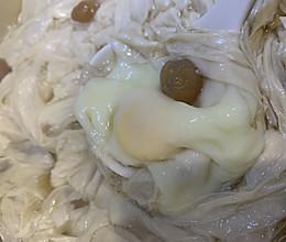 腐竹鸡蛋糖水的做法
