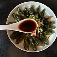 #味达美名厨福气汁,新春添口福#开运年菜黄瓜拌皮蛋的做法图解8