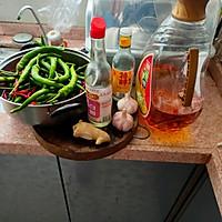 自制辣椒酱(剁椒)的做法图解1