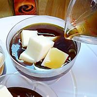 牛奶咖啡果冻——果冻还是心动的做法图解8