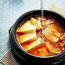 五花肉辣白菜汤