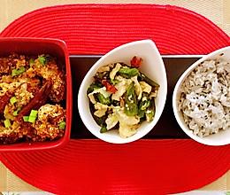 国庆特餐之—粉蒸排骨的做法