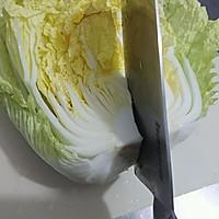 韩国泡菜的秘密【自制辣白菜】正宗发酵蜜桃爱营养师私厨的做法图解4