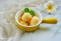 奶油芒果冰淇淋的做法