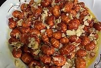 蒜茸虾尾的做法